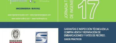 Seminario: Garantías e inspección técnica en la compra venta y reparación de embarcaciones y yates de recreo
