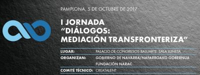 """I Jornada """"Diálogos: Mediación Transfronteriza"""""""