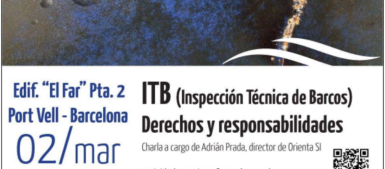 Charla sobre las ITB organizada por ANAVRE